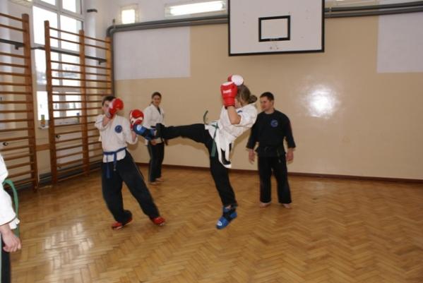 Zimowa Sesja Szkoleniowa 2008